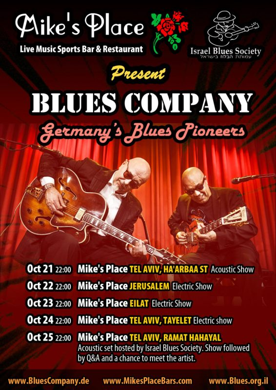 Blues Company - Germany's blues pioneers