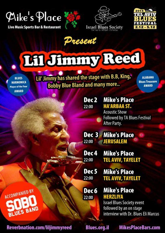 Lil Jimmy Reed