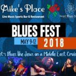 Mike's Place Blues Festival 2018