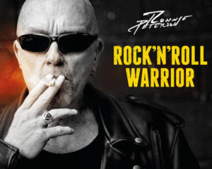 Rock'n'Roll Warrior by Ronnie Peterson