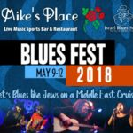 Mike's Place Blues Festival 2018